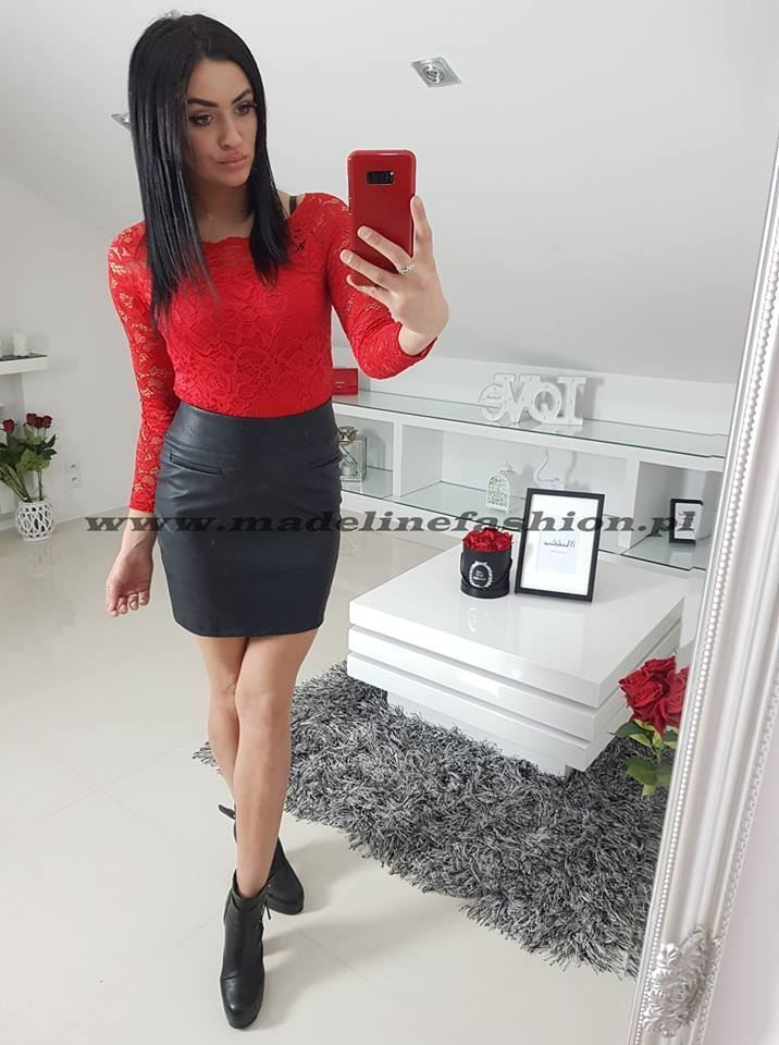 products 0002797 spodnica skora mini czarna 1