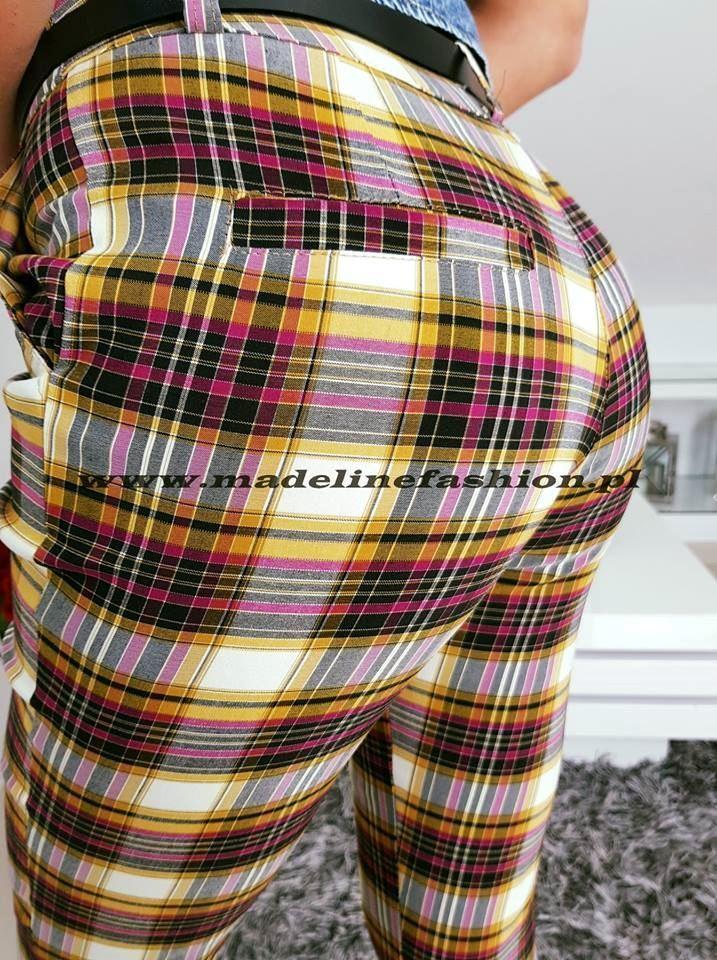 products 0002900 spodnie w krate karil i 1
