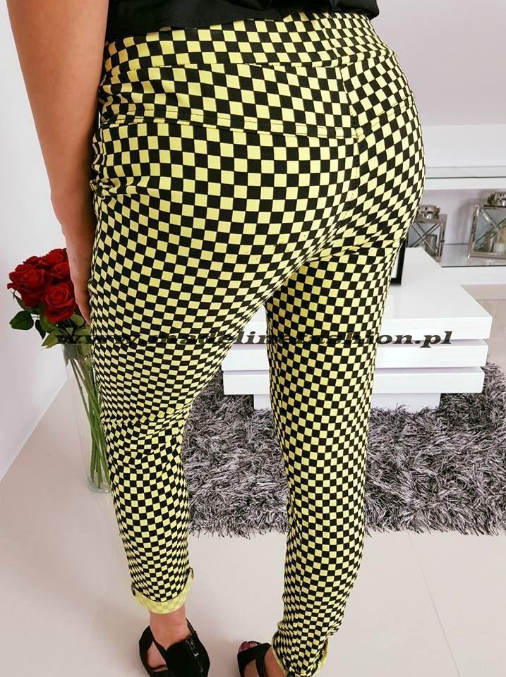 products 0002907 spodnie krata illusion neon 1