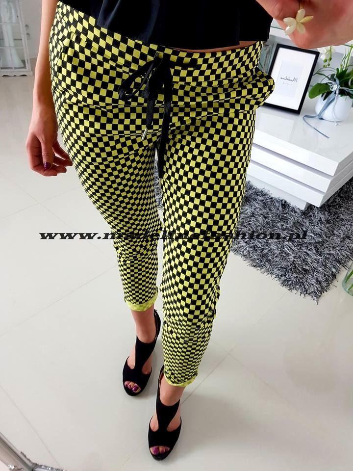 products 0002908 spodnie krata illusion neon 1