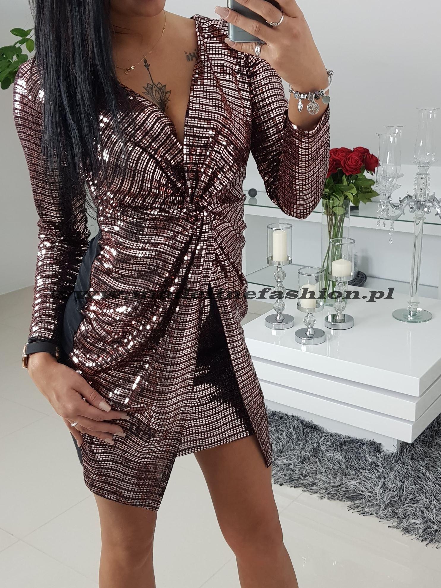 products 0003299 sukienka cekinowa fioletowa daren 1