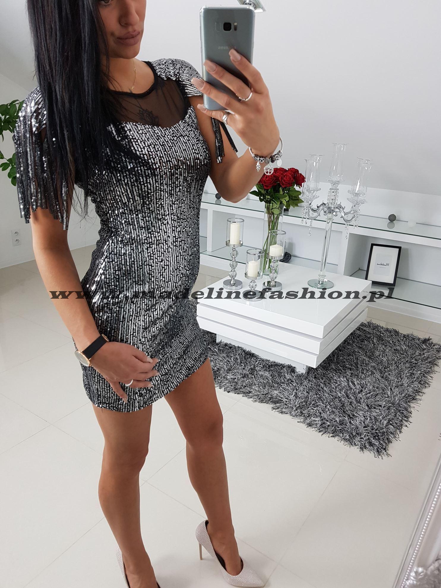 products 0003430 sukienka cekinowa srebrna sarita i 1