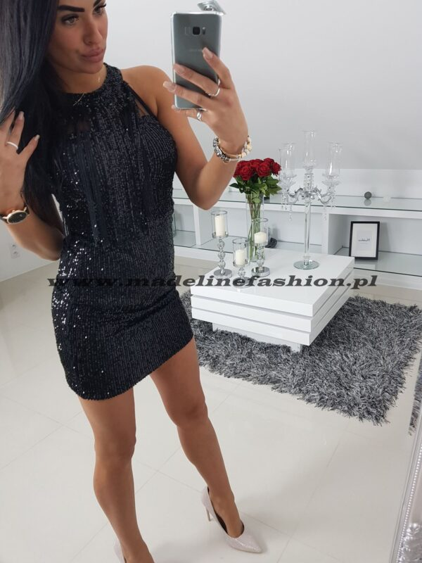 products 0003433 sukienka cekinowa czarna sarita ii 1