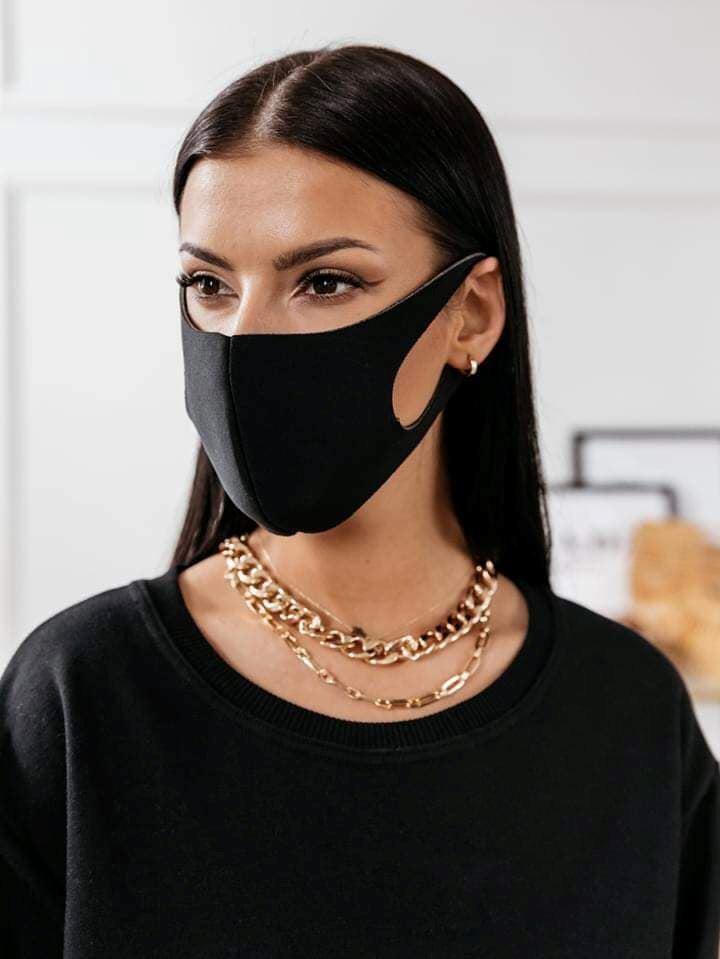products 0003465 maska na twarz maseczka ochronna czarna 1