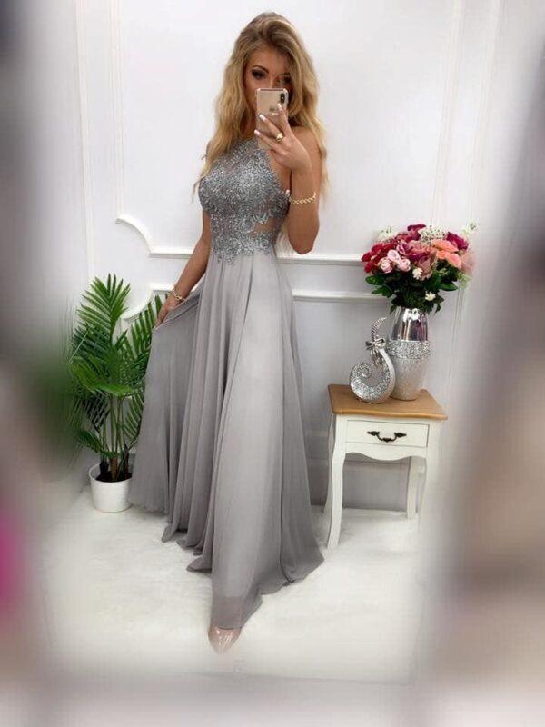 products 0003518 sukienka mercedes dluga szara 1