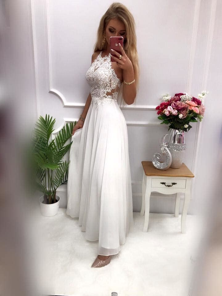 products 0003522 sukienka mercedes dluga biala 1