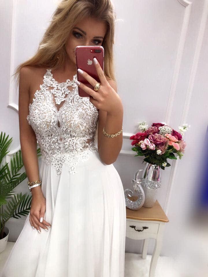 products 0003523 sukienka mercedes dluga biala 1
