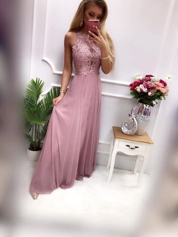 products 0003550 sukienka bugatti dluga wrzosowa 1