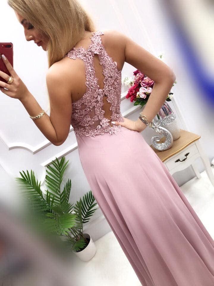 products 0003551 sukienka bugatti dluga wrzosowa 1