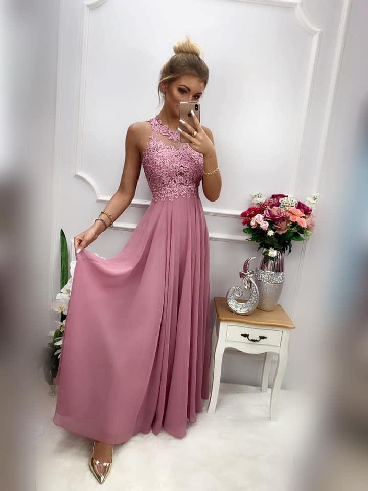 products 0003552 sukienka bugatti dluga wrzosowa 1