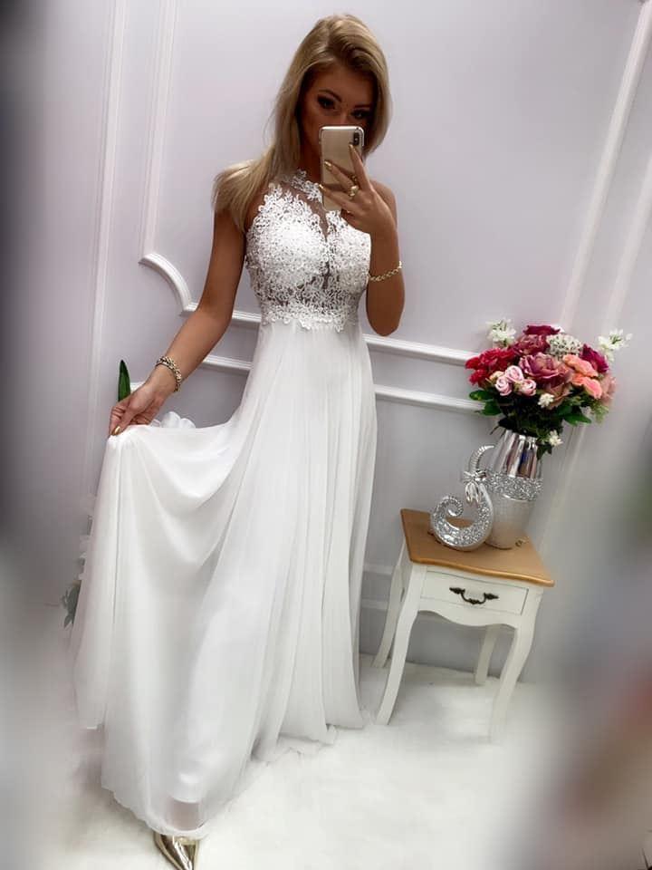 products 0003559 sukienka bugatti dluga biala 1