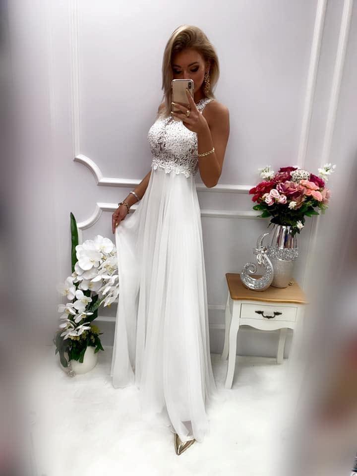 products 0003561 sukienka bugatti dluga biala 1