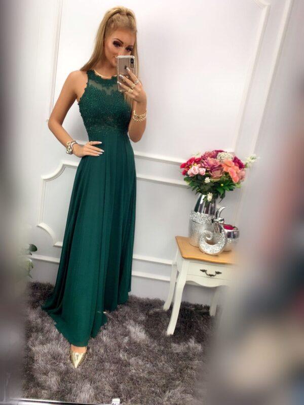 products 0003563 sukienka bugatti dluga zielona 1