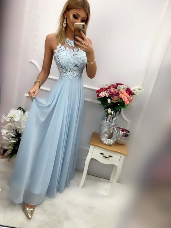 products 0003568 sukienka bugatti dluga blekitna 1