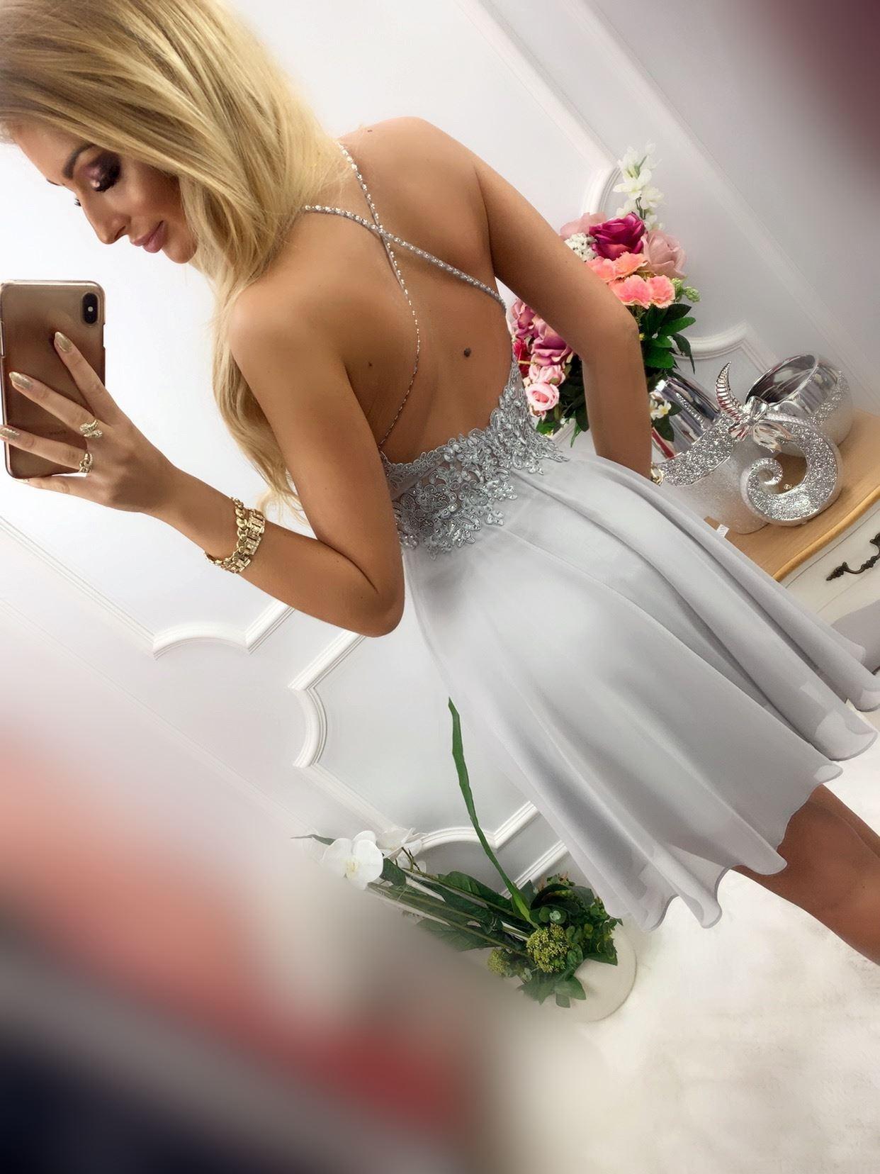 products 0003597 sukienka mercedes krotka szara 1