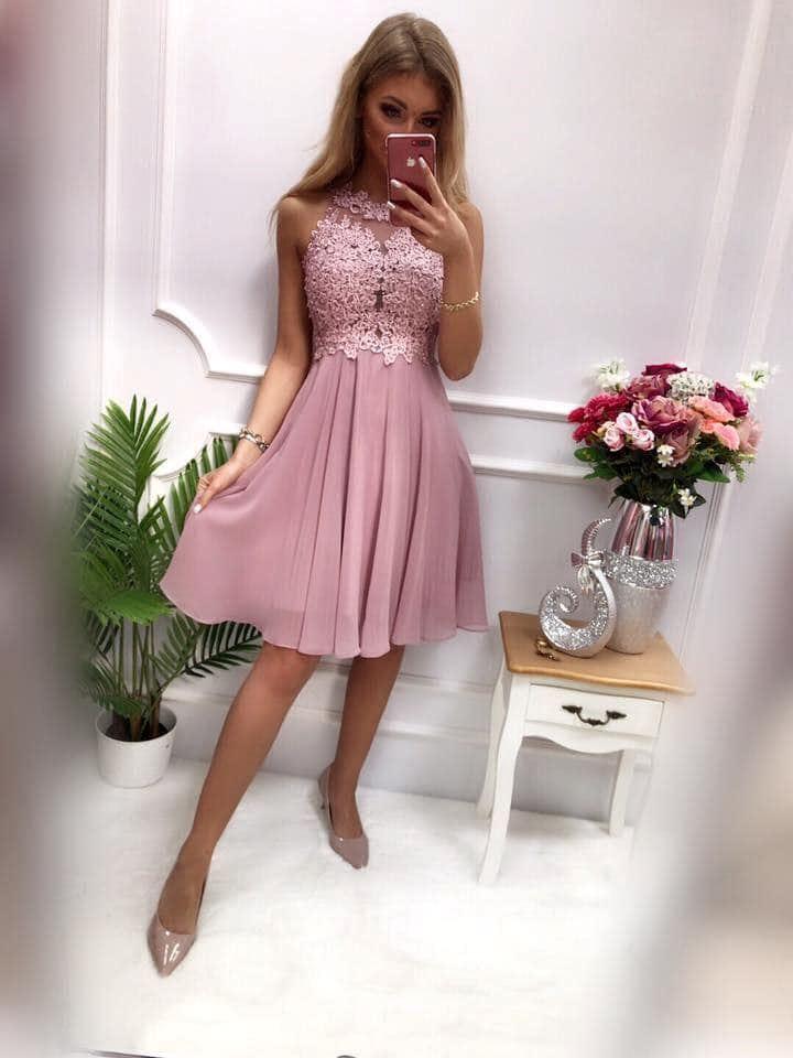 products 0003636 sukienka bugatti krotka wrzosowa 1
