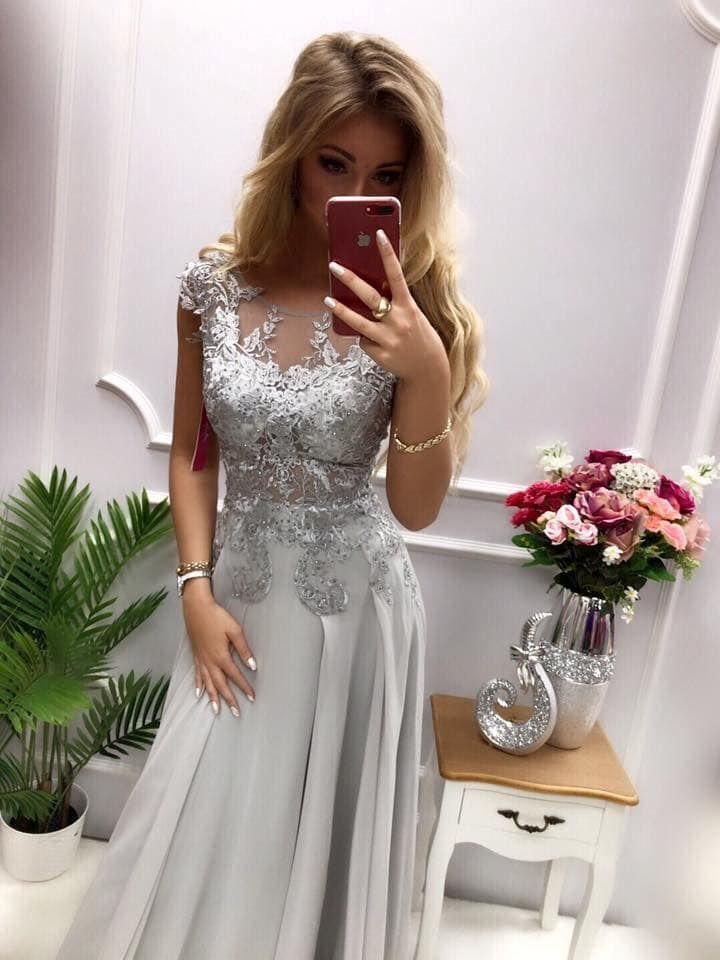 products 0003649 sukienka diva dluga szara 1