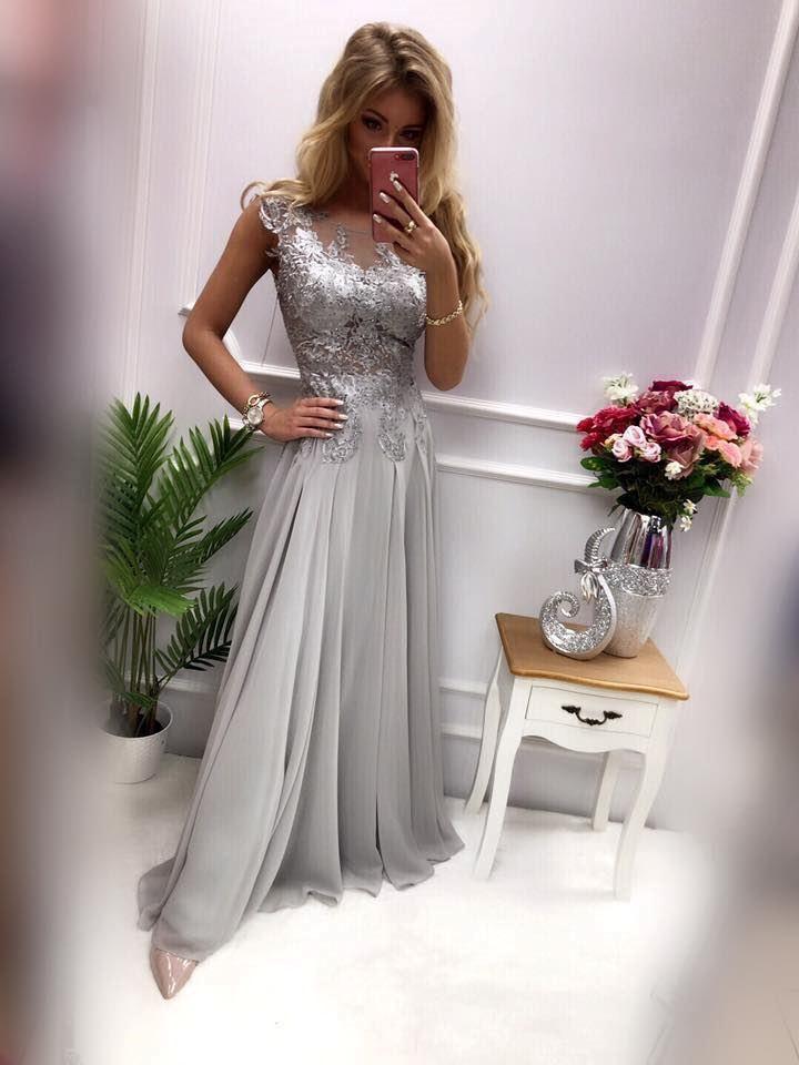 products 0003650 sukienka diva dluga szara 1