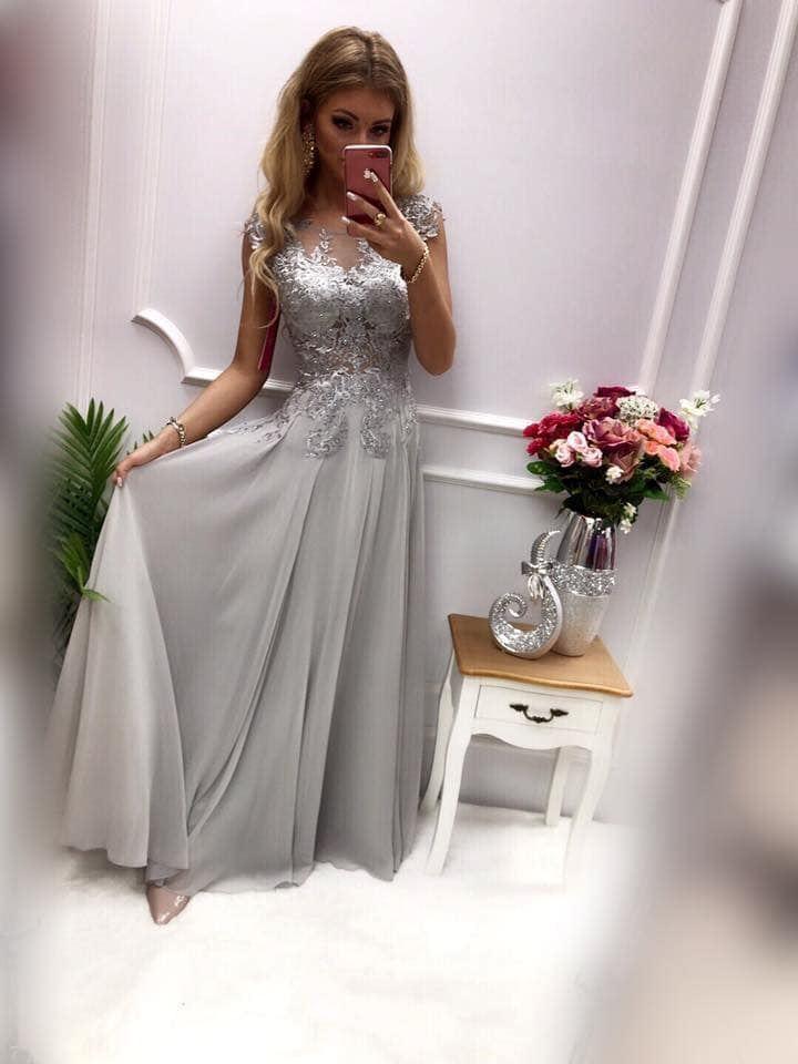 products 0003652 sukienka diva dluga szara 1