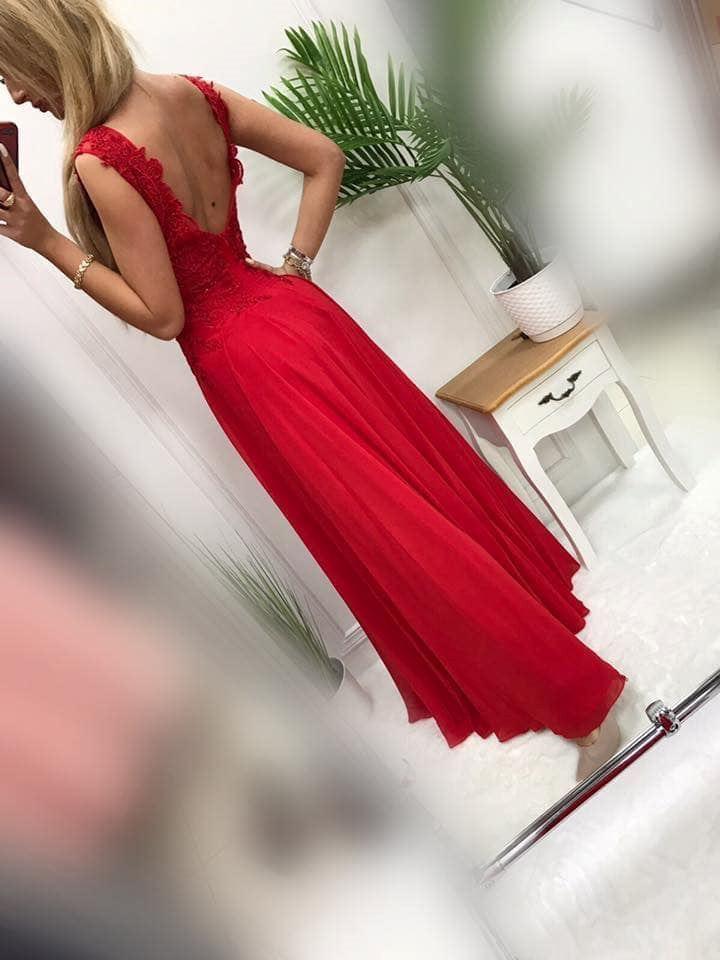 products 0003656 sukienka diva dluga bordowa 1