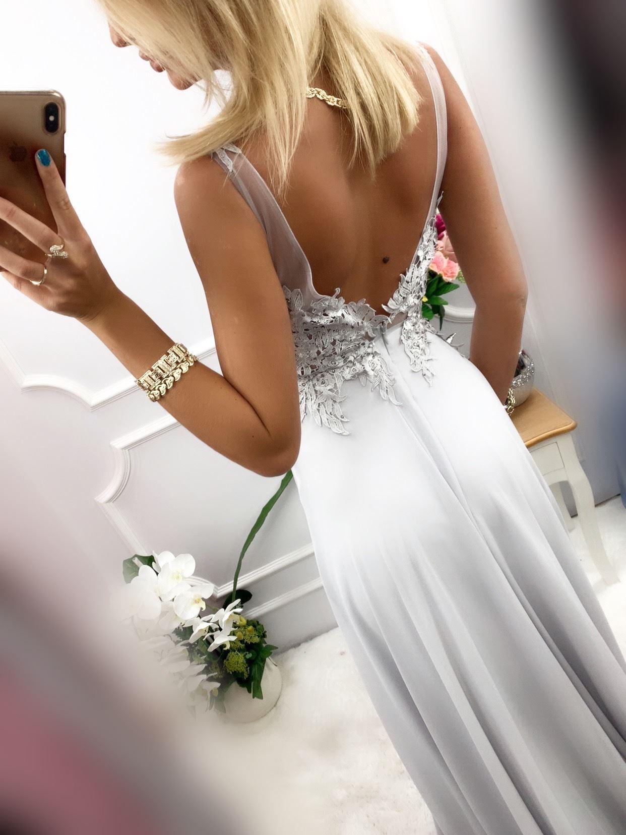 products 0003673 sukienka loren dluga szara 1