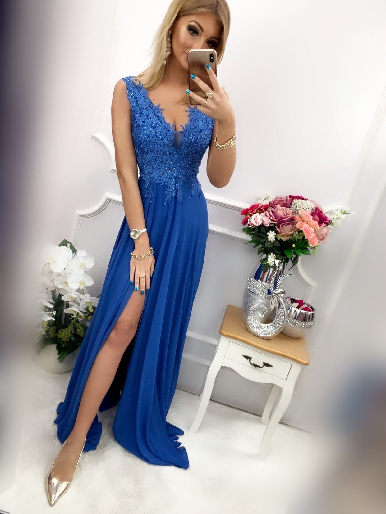 products 0003675 sukienka loren dluga chabrowa 1