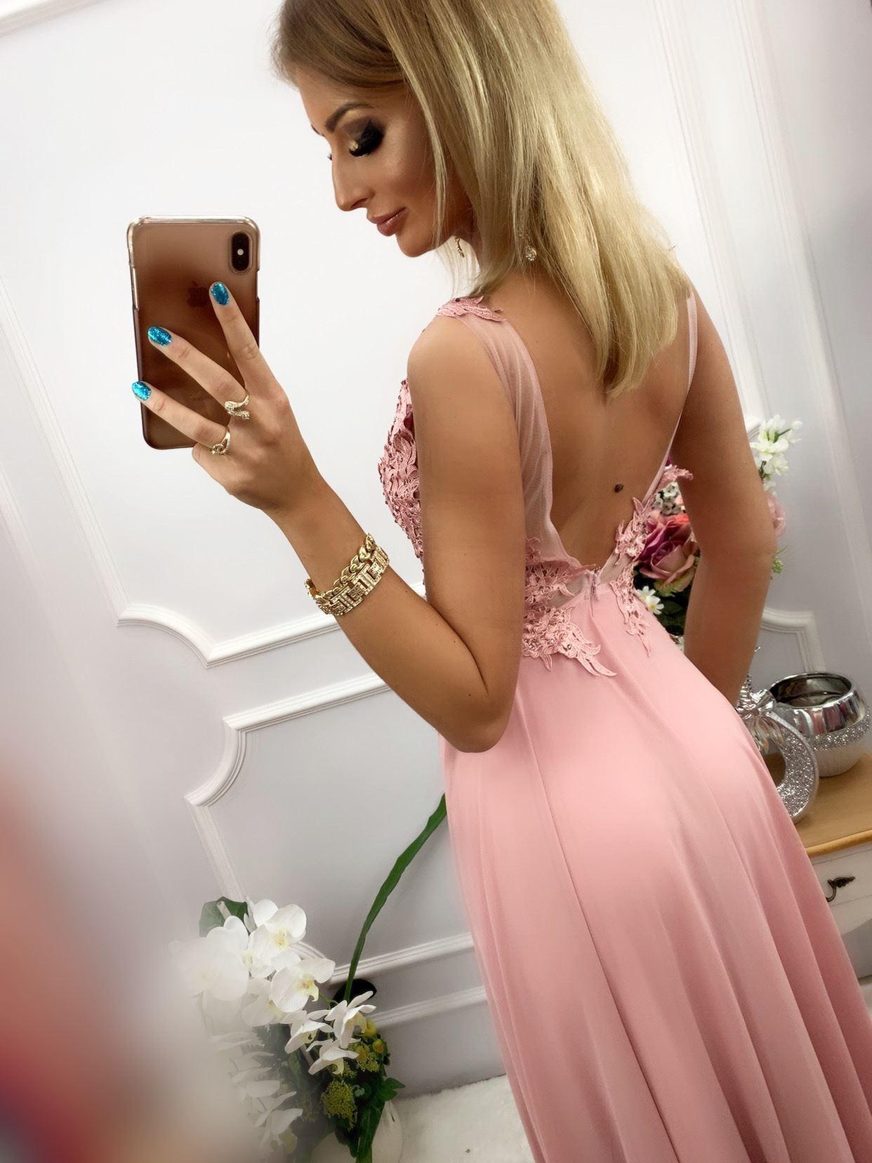 products 0003684 sukienka loren dluga wrzosowa 1
