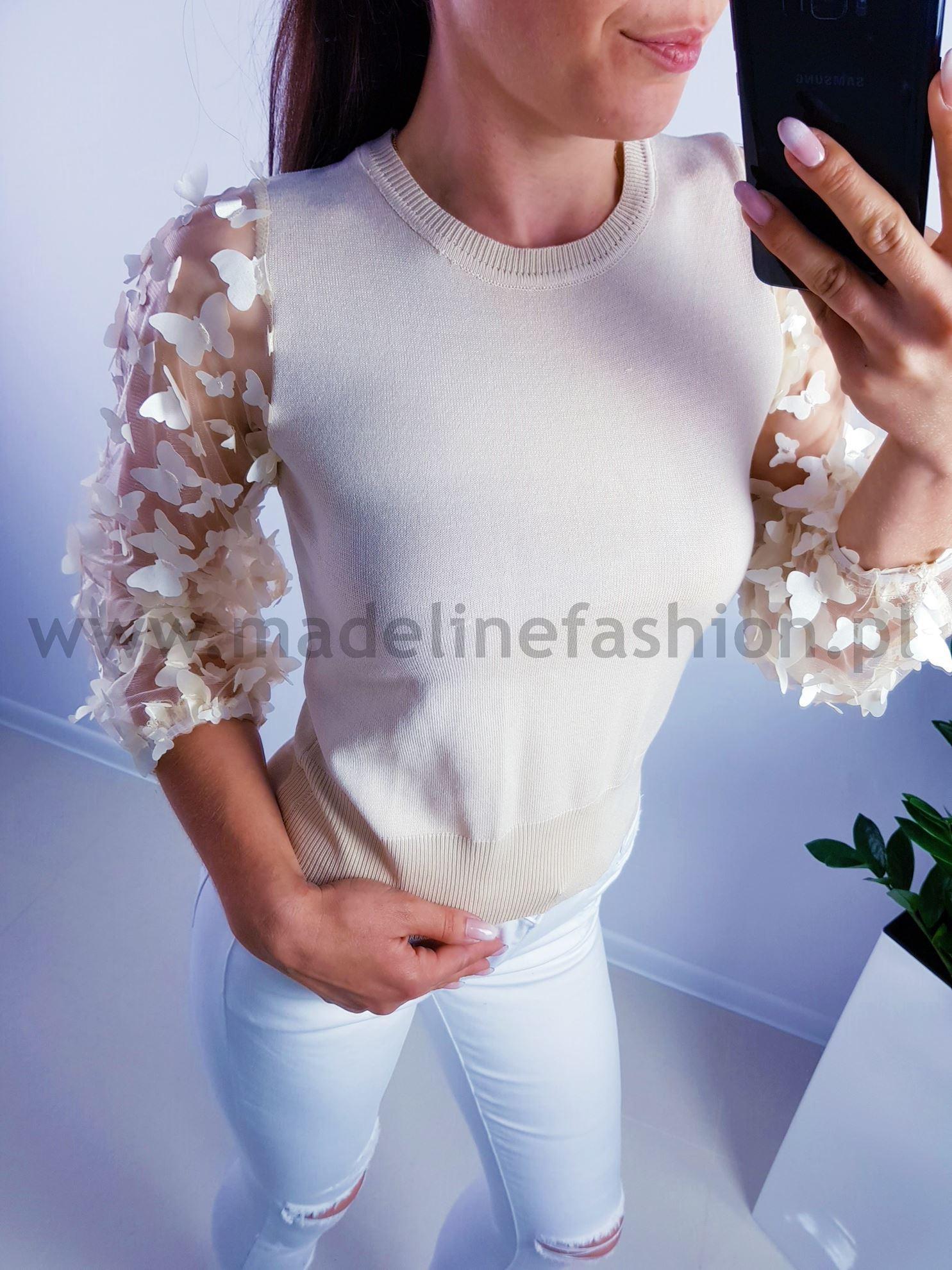 products 0003817 bluzka butterfly bezowa 1