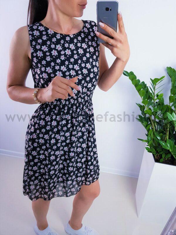 products 0003842 sukienka flavio midi czarna 1