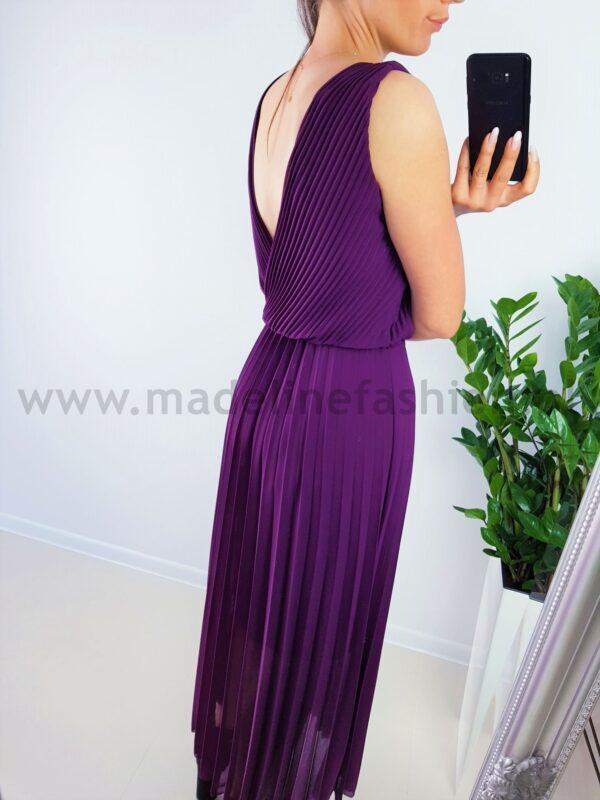 products 0003853 sukienka plisowana dalmatia maxi fiolet 1