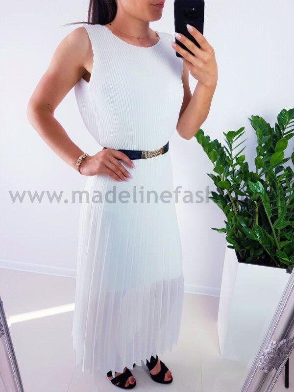 products 0003867 sukienka plisowana dalmatia maxi biala 1