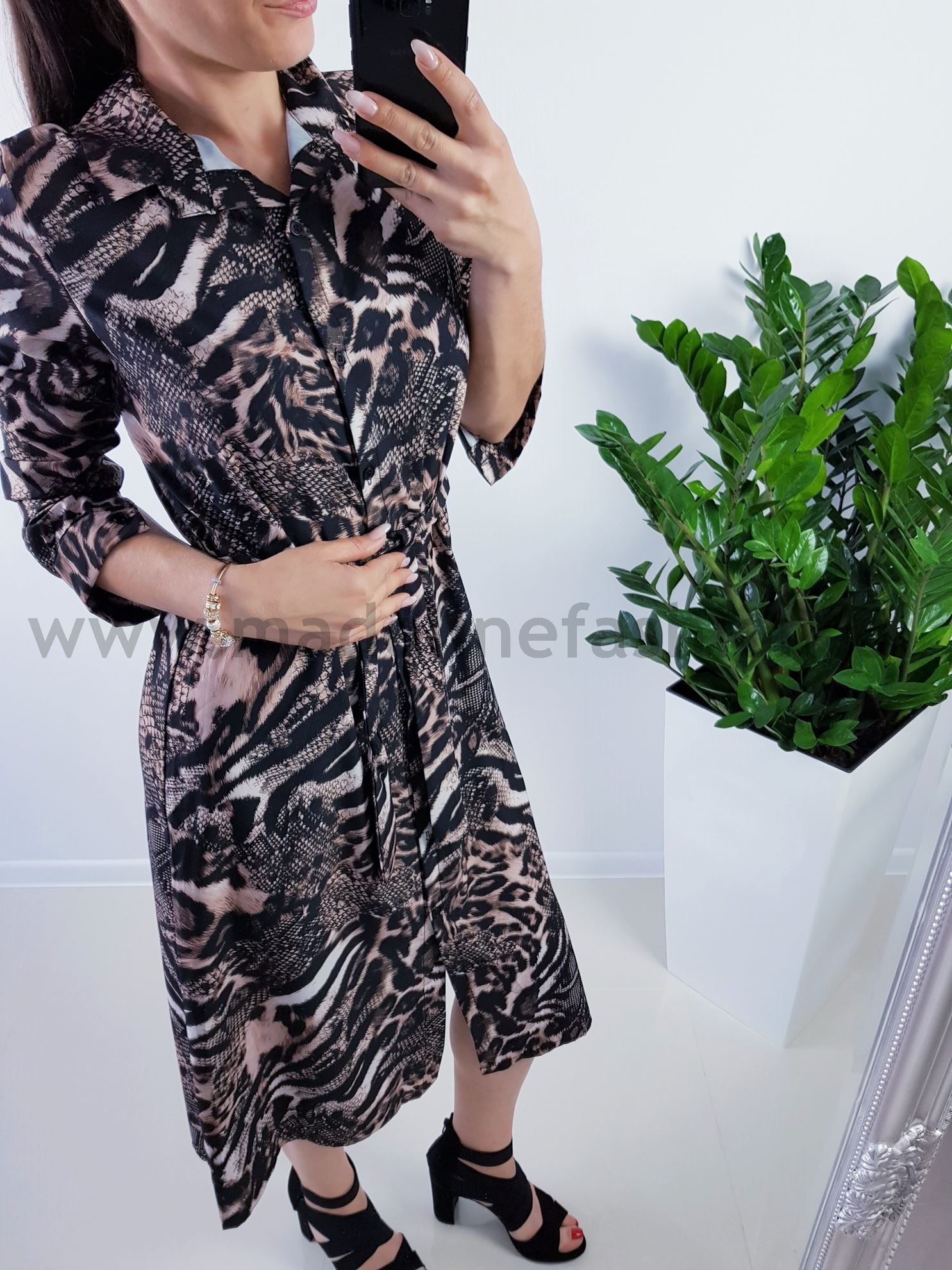 products 0003982 sukienka panterka