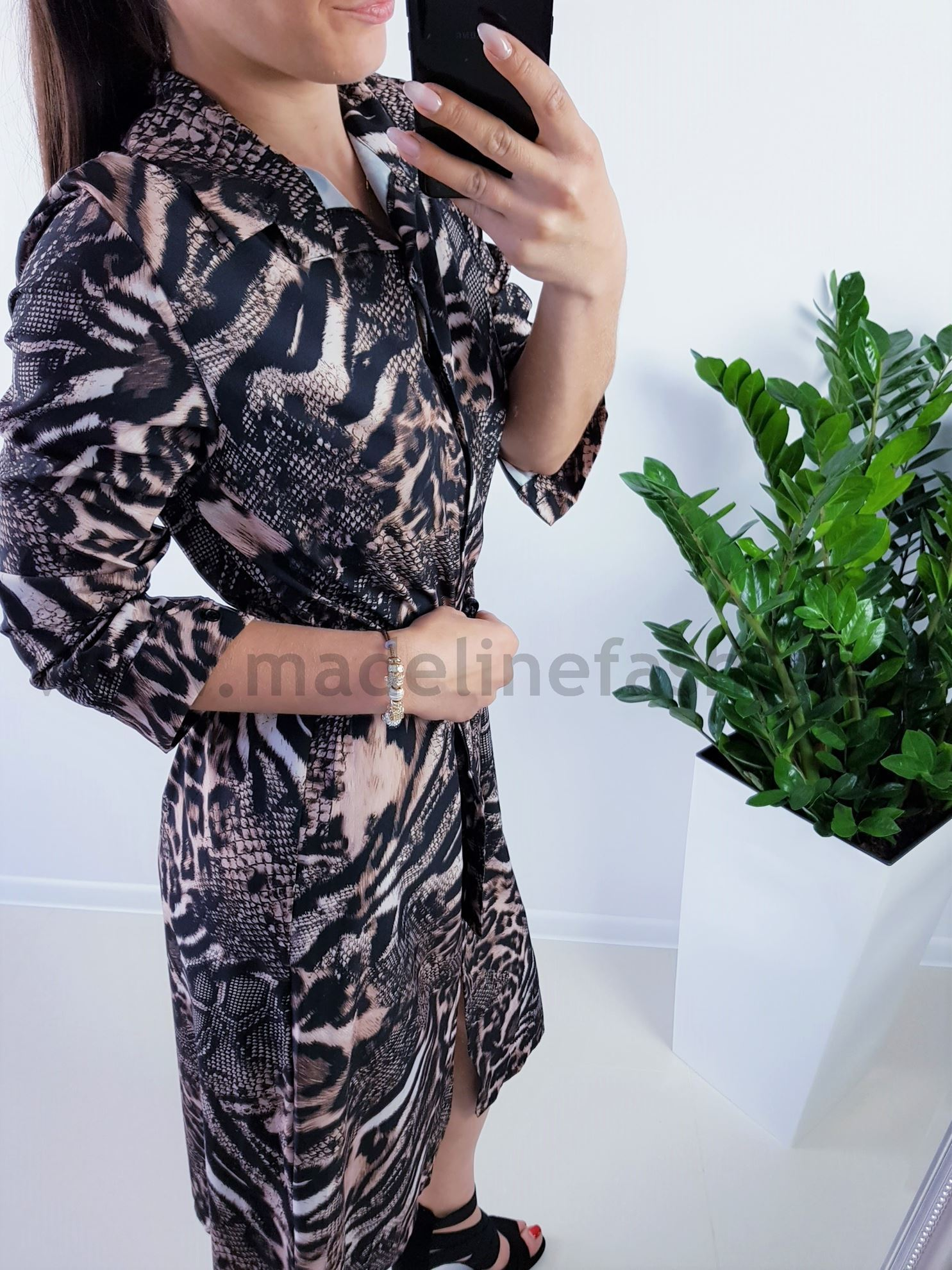 products 0003983 sukienka panterka