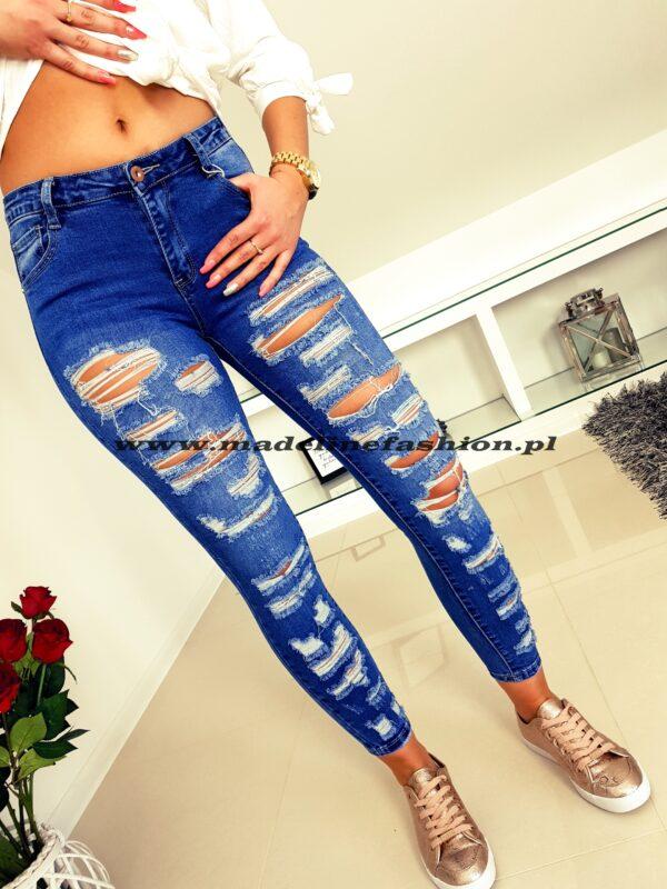 Spodnie Jeans Gucci