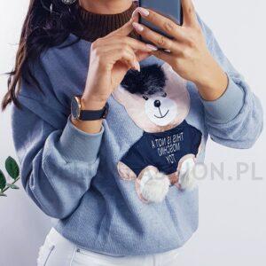 Sweter Moschino Miś