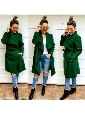 Płaszcz Zielony